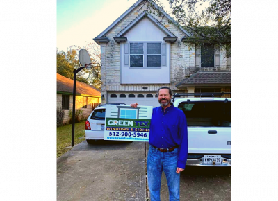 Replacement of Siding in Northwest Austin