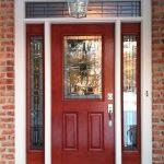 austin vinyl entry door