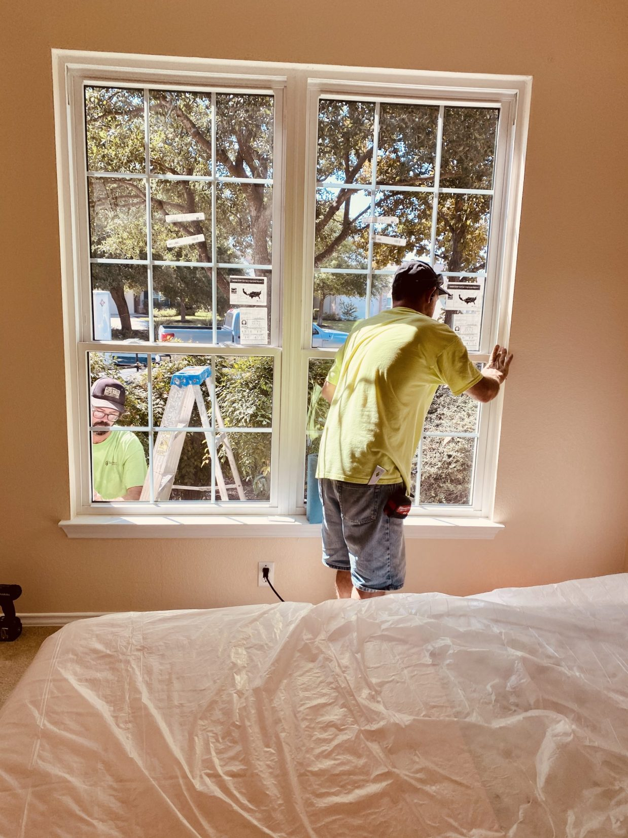 New Windows in Sun City, Texas Home