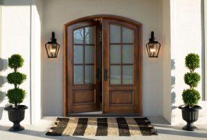 austin wood door